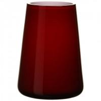 Numa Mini Vase deep cherry