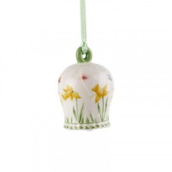 New Flower Bells Ornament Easter Bell