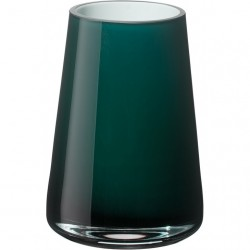 Numa Mini Vase emerald green