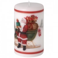 Winter Specials big sleigh candle
