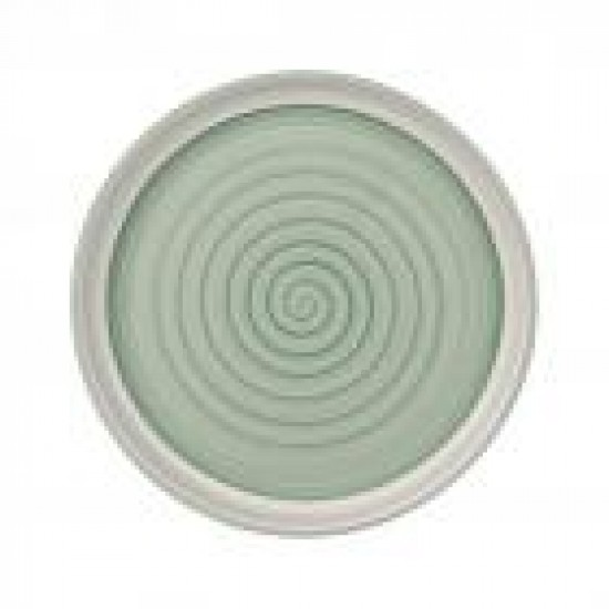 Clever Cooking Green runde Servierplatte 30 cm