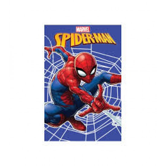 Polar Blanket Spiderman