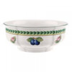 French Garden Fleurence round salad bowl 210 mm