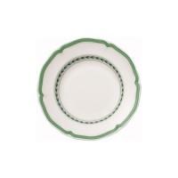 French Garden Green Line Bowl