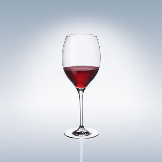 Maxima Red Wine Goblets Set 4 pcs
