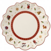 Toy's Delight Bread And Butter Plate White