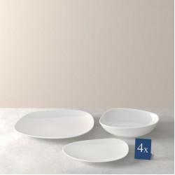 Villeroy & Boch Organic White Set 12 pcs