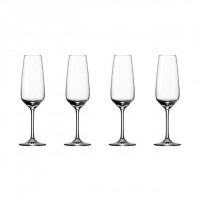 vivo | Villeroy & Boch Group Voice Basic Glas Champagne Reims flute set 4 pcs