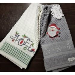 Noel Towel Set 2 pcs