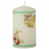 French Garden  Candle 70x140mm