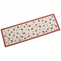 Toy s Delight Gobelin runner L, red/multicoloured, 32 x 96 cm