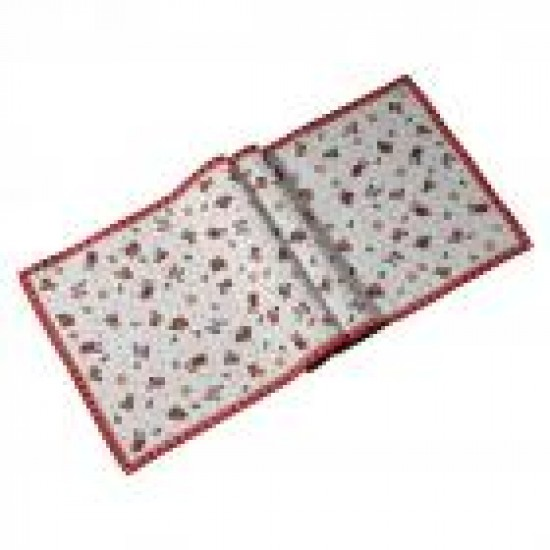 Toy's Delight Gobelin runner XL, red/multicoloured, 49 x143 cm