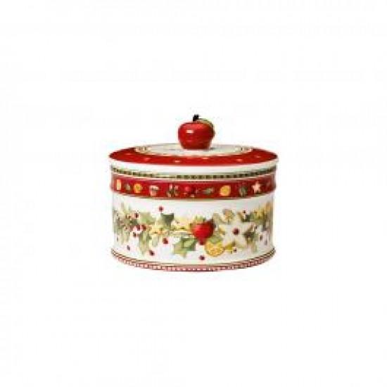 Winter Bakery Delight Pastry Box, medium