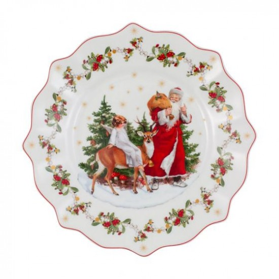 Annual Christmas Edition plate 2020,
