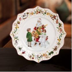 Annual Christmas Edition Salad Plate 2021