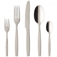 Arthur brushed table cutlery 30 pieces