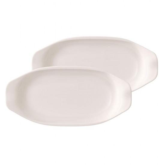 BBQ Passion Appetizer/Dessert Plate: Set of 2