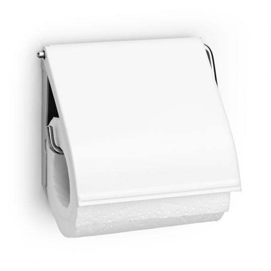 Toilet roll holder Brabantia, White