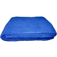 Riviera Cobalto Belle Plaid Blanket 160 x 210 cm