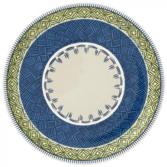 Casale Blu Alda Breakfast Plate Set 6 pcs