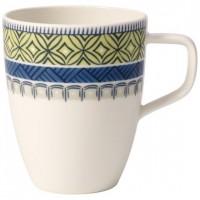 Casale Blu Alda coffee mug with handle Set 6 pcs