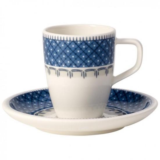 Casale Blu mocha/espresso set 12 pcs