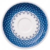 Casale Blu mocha / espresso saucer Set 6 pcs