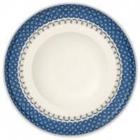 Casale Blu Pasta Plate Set 6 pcs