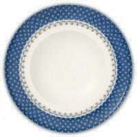 Casale Blu soup plate Set 6 pcs