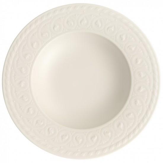 Cellini soup plate
