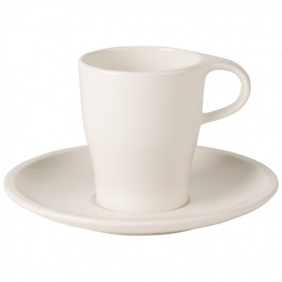 Coffee Passion Doppio espresso cup with saucer, 2 items