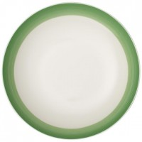 Green Apple Bowl flat 24 cm