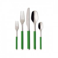Green Apple Cutlery Set 30 pcs.