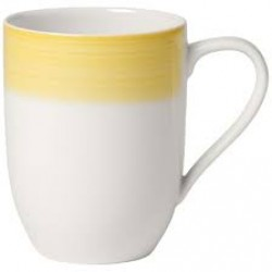 Lemon Pie' Mug with Handle 0.37 l
