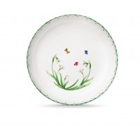 Colourful Spring large salad bowl