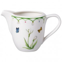 Colourful Spring milk jug