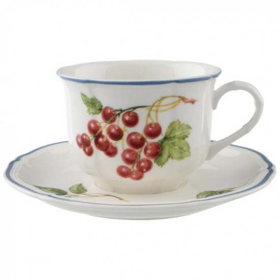 Cottage Breakfast cup & saucer