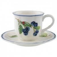 Cottage Mokka/Espresso cup & saucer