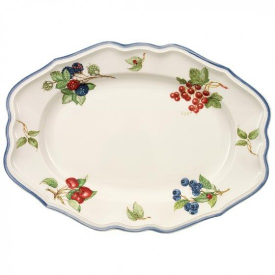 Cottage Oval Platter