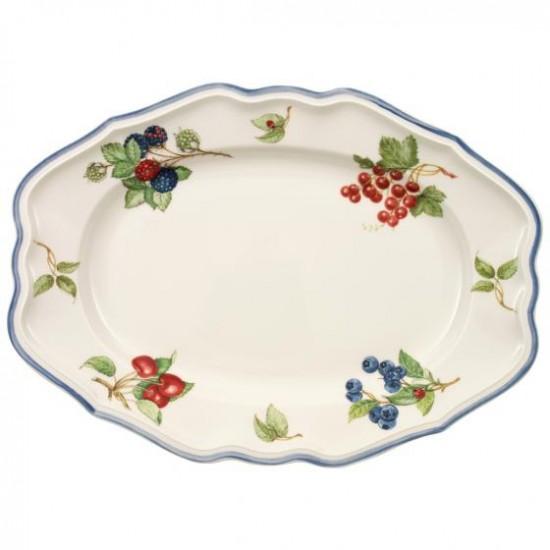 Cottage Oval Platter