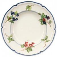 Cottage Soup Plate