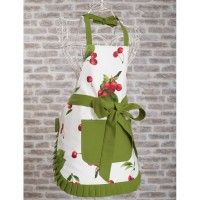 Cherries Kitchen Apron