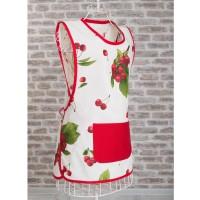 Cherries Full Back Kitchen Apron