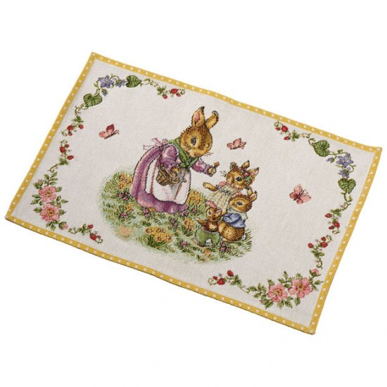 Spring Fantasy Family placemat  35x50cm