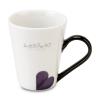 Lover by Lover Coffee Mug White Set 2pcs
