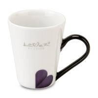 Lover by Lover Coffee/Tea Mug White Set 2pcs
