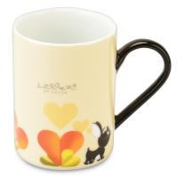 Lover by Lover Coffee/Tea Mug Beige Set 2pcs