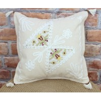 Tulip pillowcase 40 x 40 cm