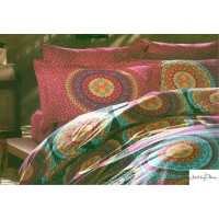 Double Quilt Cover Set Gipsy