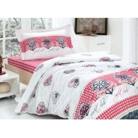 Single Quilt Cover Set Marine